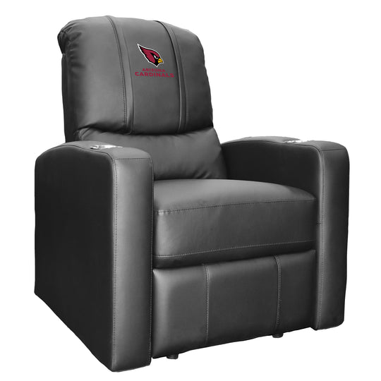 Stealth Recliner with Arizona Cardinals Secondary Logo