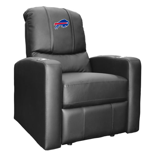 Stealth Recliner with  Buffalo Bills Primary Logo
