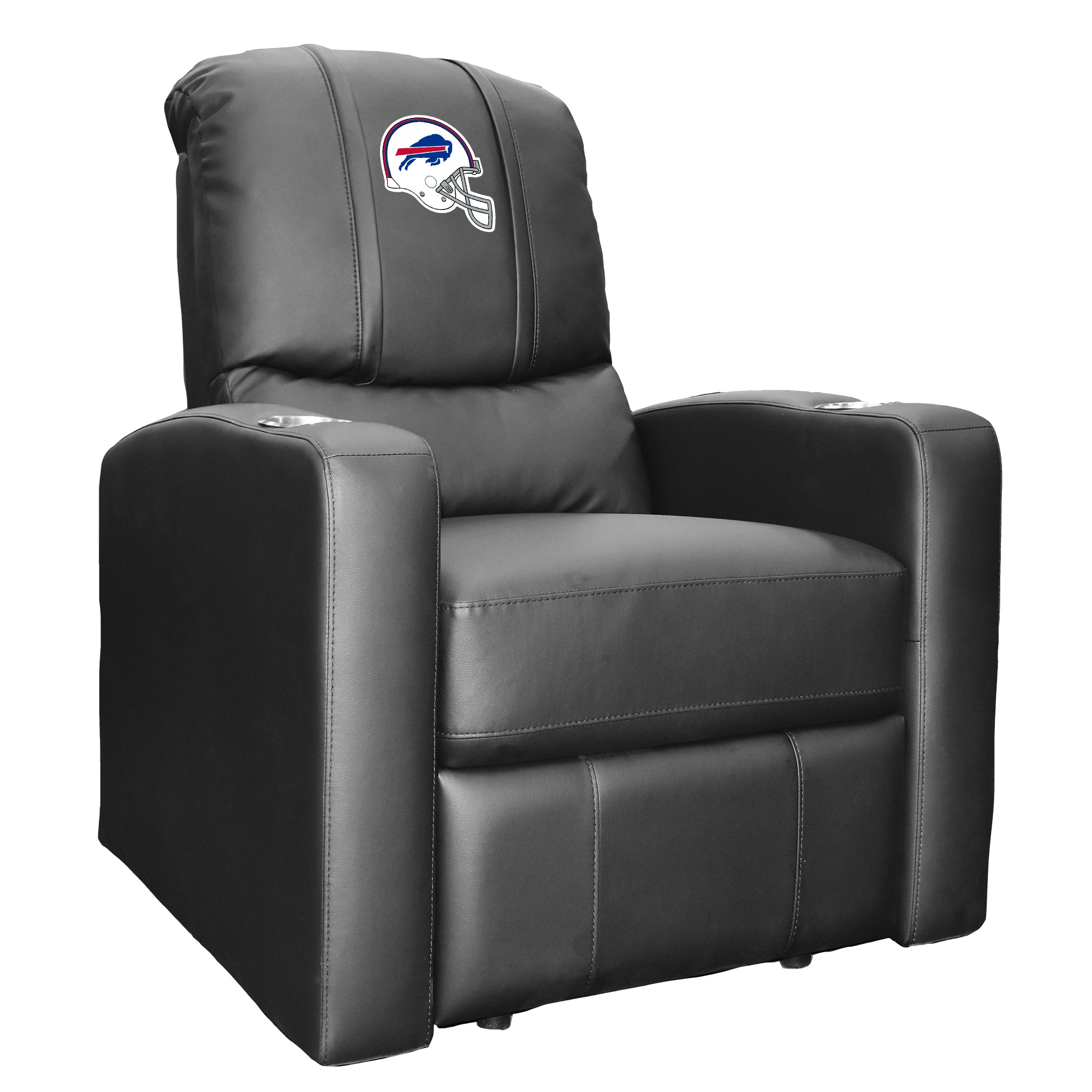 Stealth Recliner with  Buffalo Bills Helmet Logo