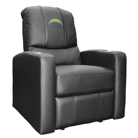 Stealth Recliner with  Los Angeles Chargers Primary Logo