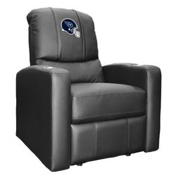 Stealth Recliner with  Tennessee Titans Helmet Logo