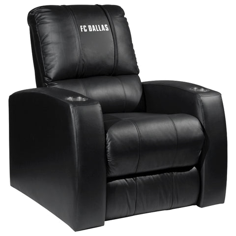 Relax Recliner with FC Dallas Wordmark Logo