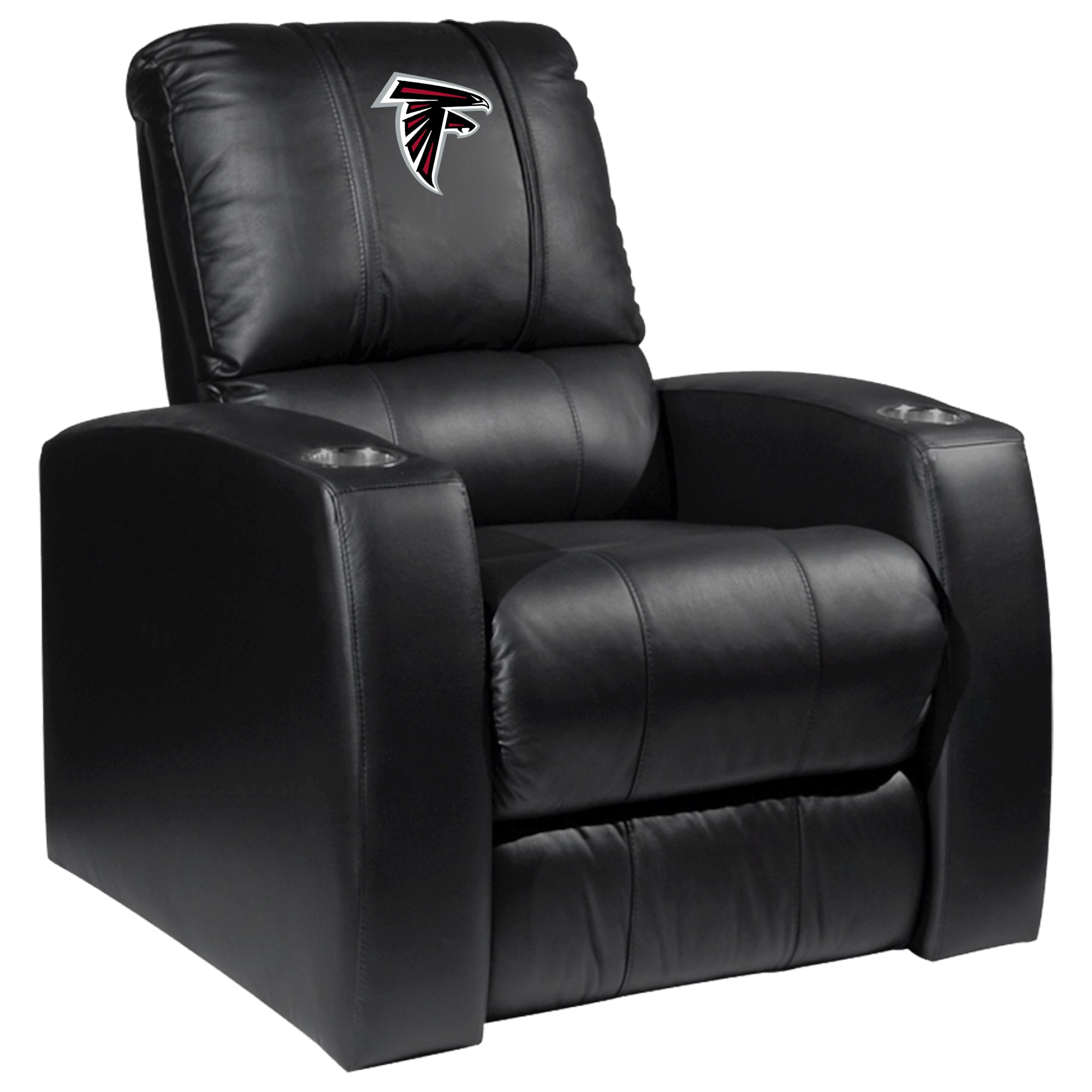 Relax Recliner with Atlanta Falcons Primary Logo