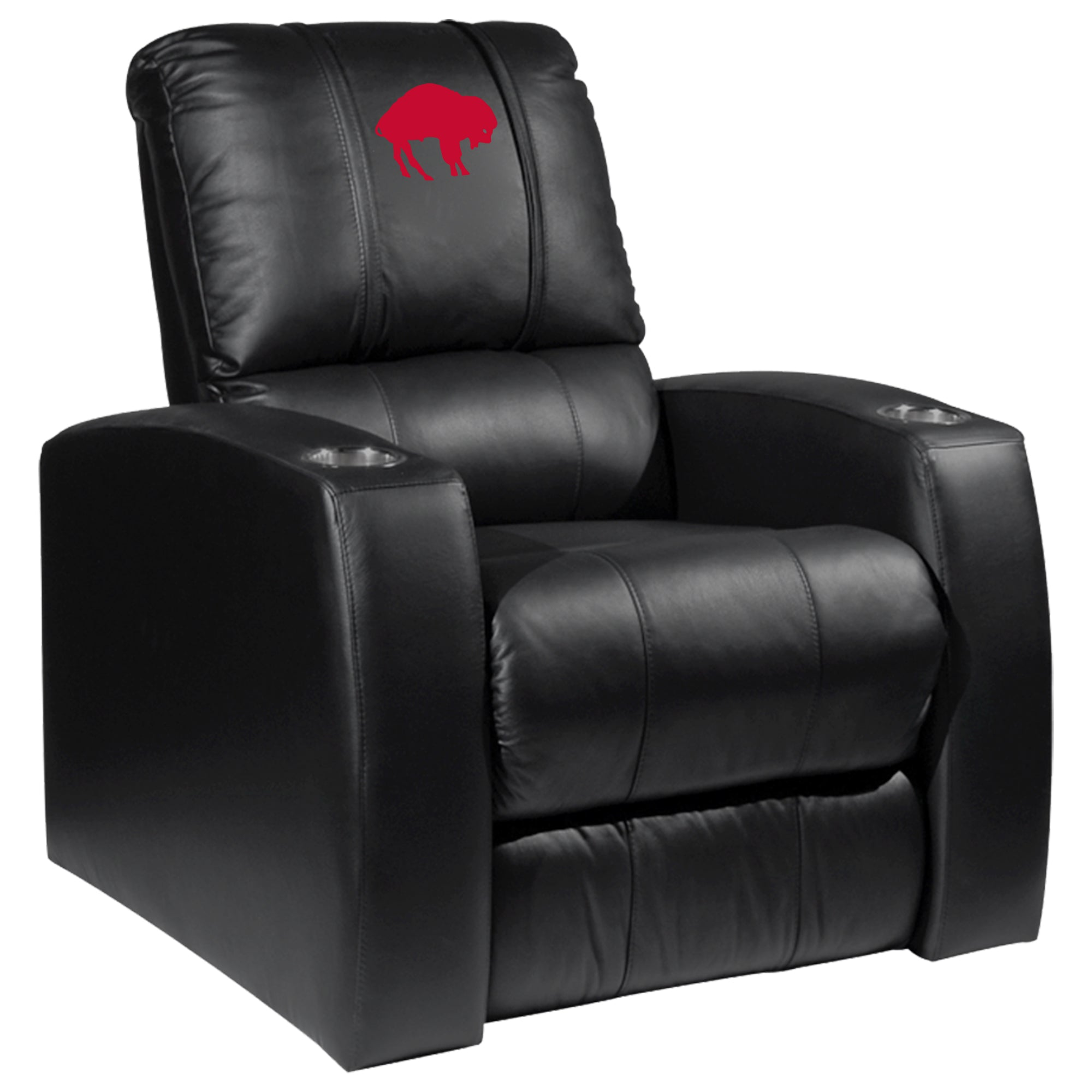 Relax Recliner with  Buffalo Bills Secondary Logo