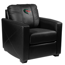 Silver Club Chair with Alabama Birmingham Blazers-UAB