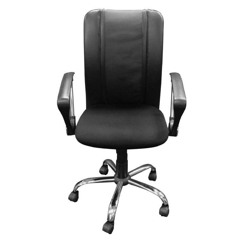 Curve Task Chair with  Las Vegas Raiders Helmet Logo