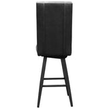 Swivel Bar Stool 2000 with Rutgers Scarlet Knights Head Logo