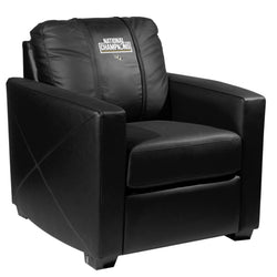 Silver Club Chair with Central Florida UCF National Champions Logo Panel