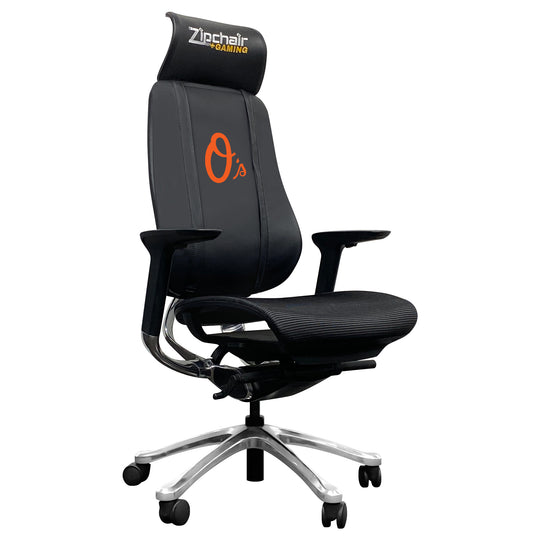 PhantomX Mesh Gaming Chair with Baltimore Orioles Secondary Logo