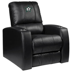 Relax Recliner with Dallas Stars Logo