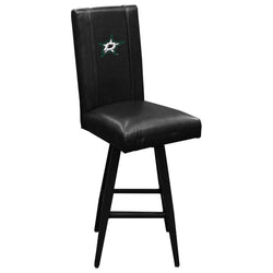 Swivel Bar Stool 2000 with Dallas Stars Logo
