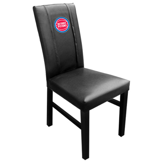 Side Chair 2000 Detroit Pistons Logo