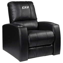 Relax Recliner with Eastern Kentucky Colonels Logo