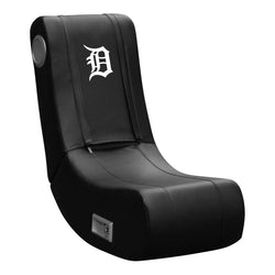 Game Rocker 100 with Detroit Tigers White Logo