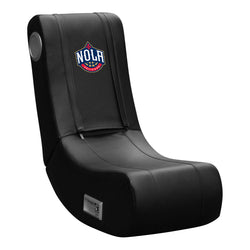 Game Rocker 100 with New Orleans Pelicans NOLA Logo