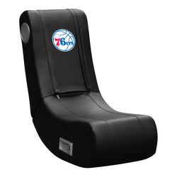 Game Rocker 100 with Philadelphia 76ers Secondary Logo