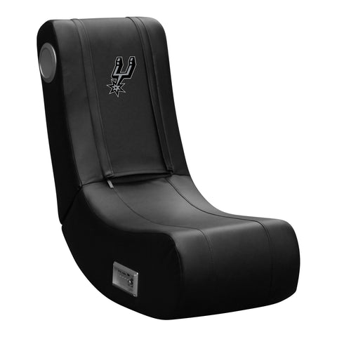 Game Rocker 100 with San Antonio Spurs Primary Logo