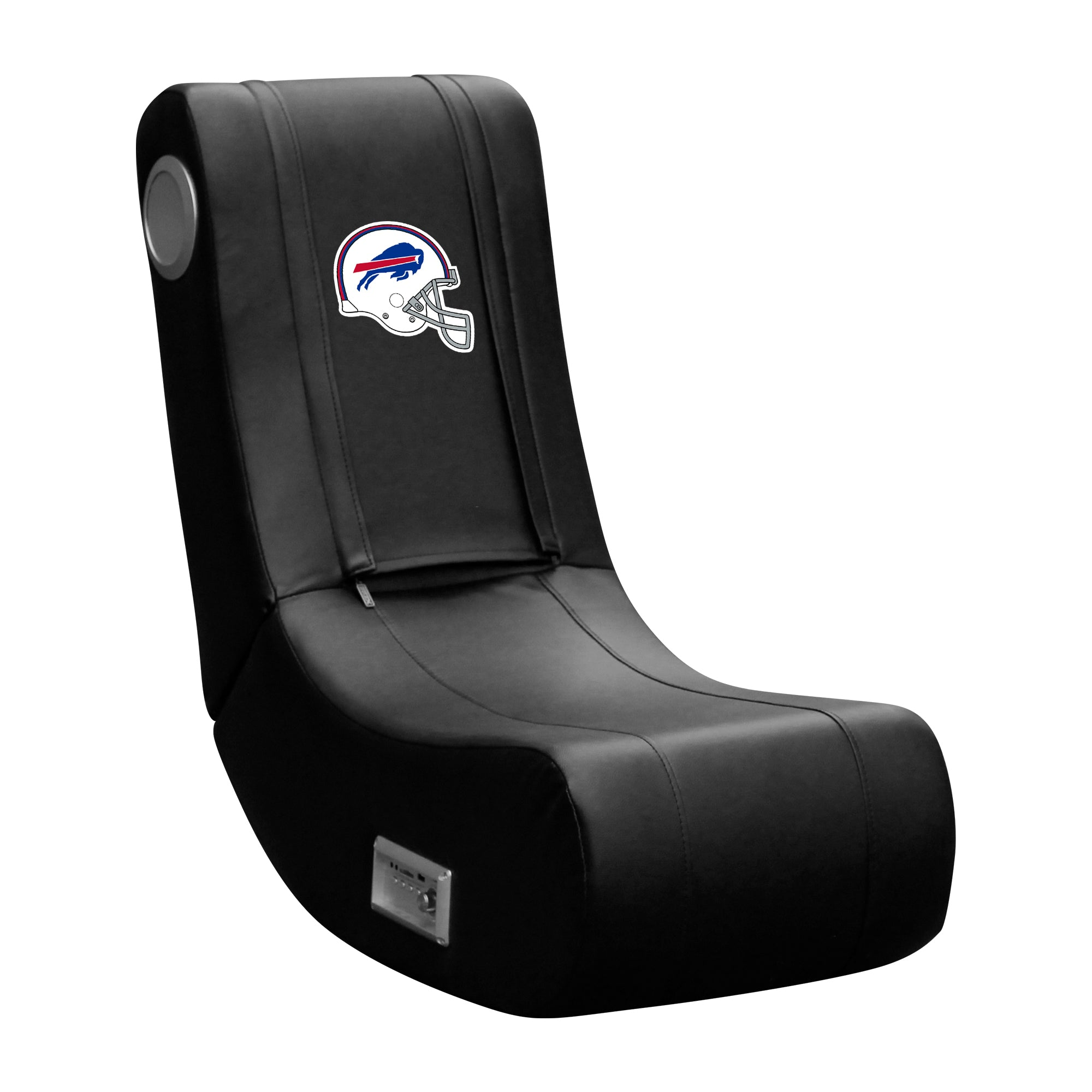 Game Rocker 100 with  Buffalo Bills Helmet Logo