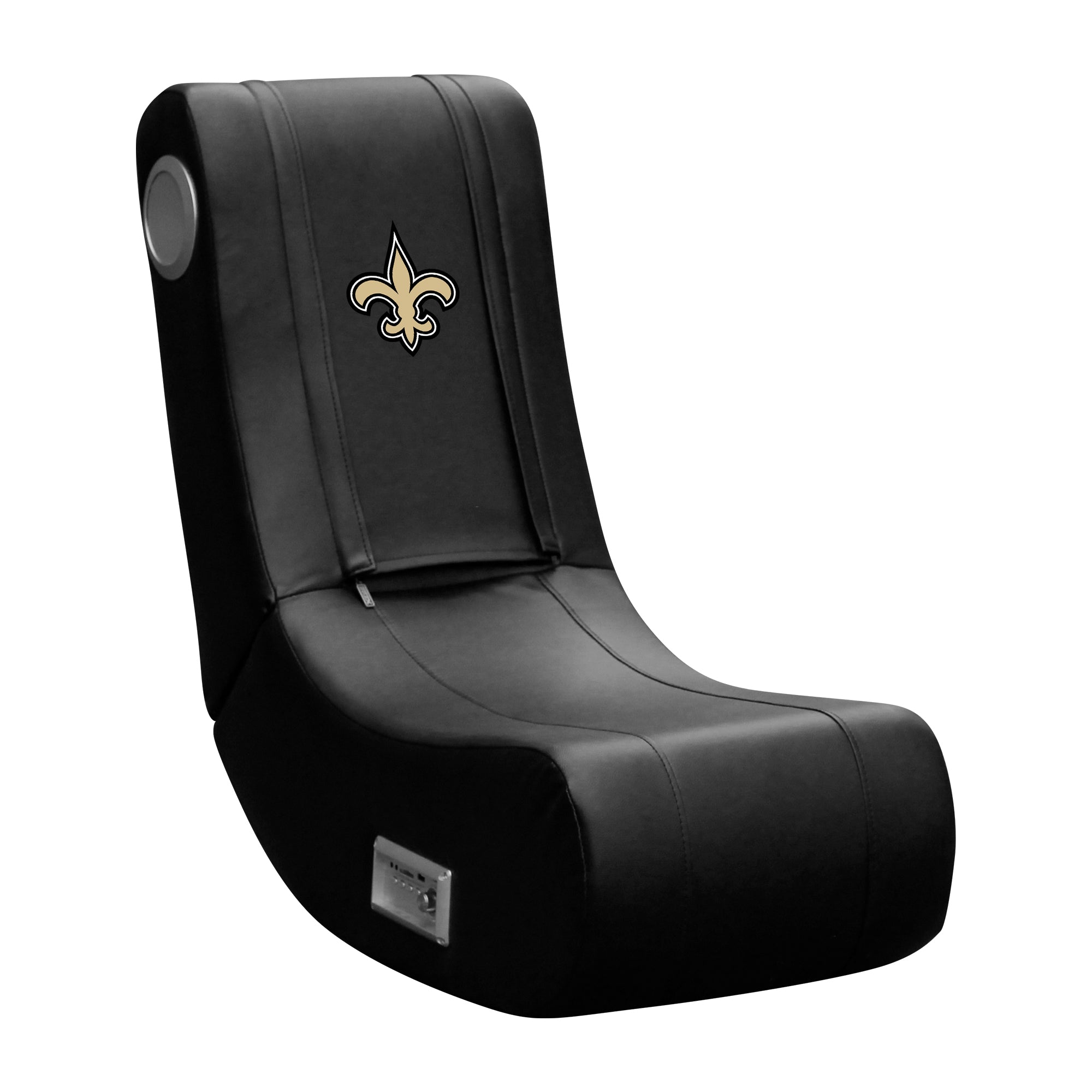 Game Rocker 100 with  New Orleans Saints Primary Logo