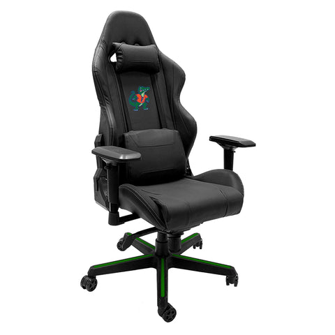 Xpression Gaming Chair with Florida Gators Albert Logo