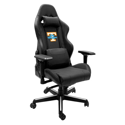 Xpression Gaming Chair with Tennessee Lady Volunteers Logo
