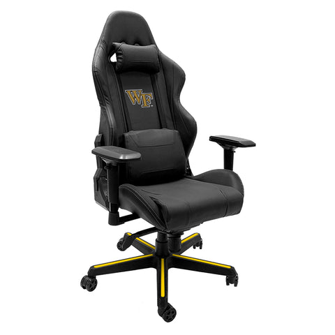 Xpression Gaming Chair with Wake Forest Demon Deacons Logo