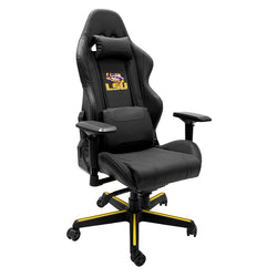 Xpression Gaming Chair with LSU Tigers Logo