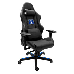 Xpression Gaming Chair with Duke Blue Devils Logo