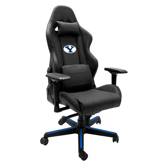 Xpression Gaming Chair with BYU Cougars Logo