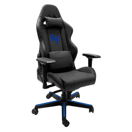 Xpression Gaming Chair with Air Force Falcons Logo