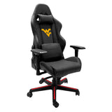 Xpression Gaming Chair with West Virginia Mountaineers Logo