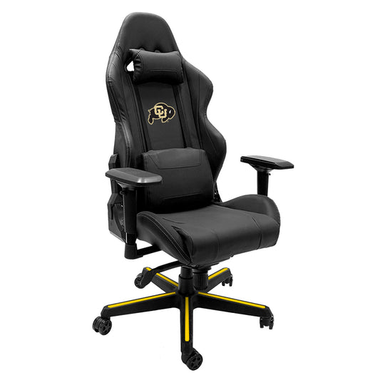 Xpression Gaming Chair with Colorado Buffaloes Logo