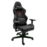 Xpression Gaming Chair with Texas Tech Raiders Logo