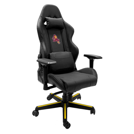 Xpression Gaming Chair with Arizona State Sun Devils Sparky Logo