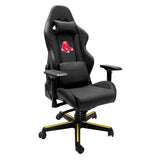 Xpression Gaming Chair with Boston Red Sox Primary Logo