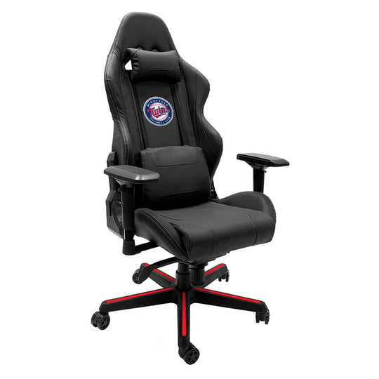 Xpression Gaming Chair with Minnesota Twins Logo