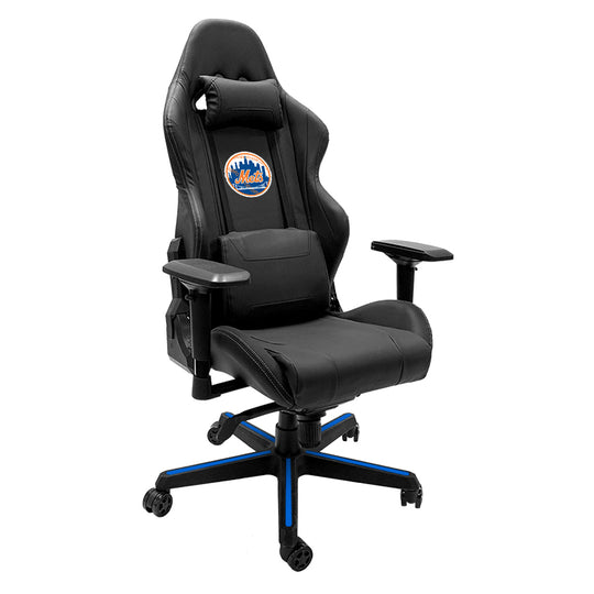 Xpression Gaming Chair with New York Mets Logo