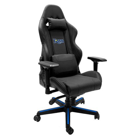 Xpression Gaming Chair with Tampa Bay Rays Logo