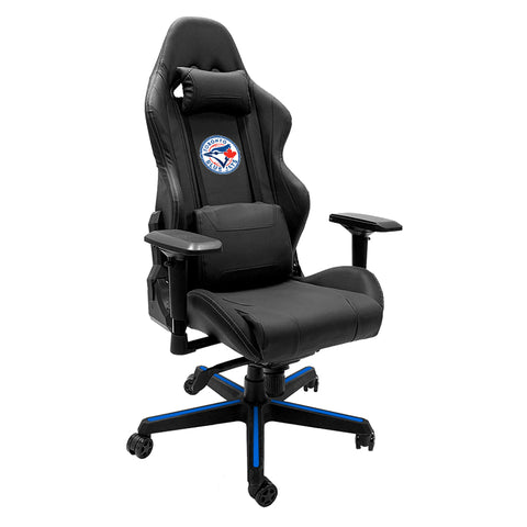 Xpression Gaming Chair with Toronto Blue Jays Logo