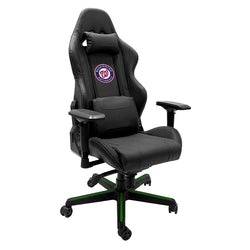 Xpression Gaming Chair with Washington Nationals Logo