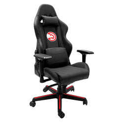 Xpression Gaming Chair with Atlanta Hawks Logo