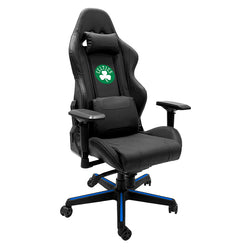 Xpression Gaming Chair with Boston Celtics Secondary Logo