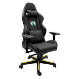 Xpression Gaming Chair with Boston Celtics Logo