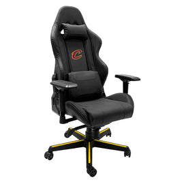 Xpression Gaming Chair with Cleveland Cavaliers C Logo
