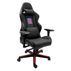 Xpression Gaming Chair with Los Angeles Clippers Secondary Logo
