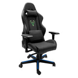 Xpression Gaming Chair with Milwaukee Bucks Logo