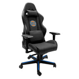 Xpression Gaming Chair with New York Knicks Secondary Logo
