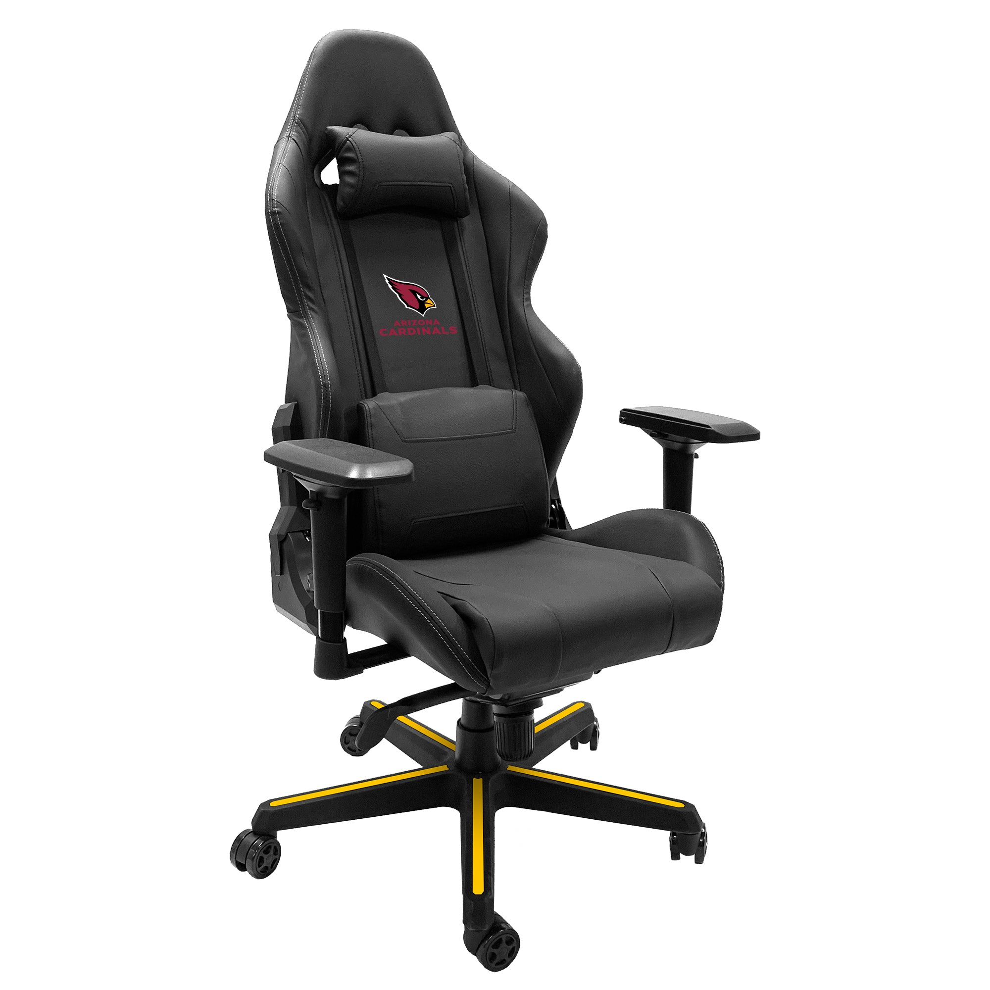 Xpression Gaming Chair with Arizona Cardinals Secondary Logo