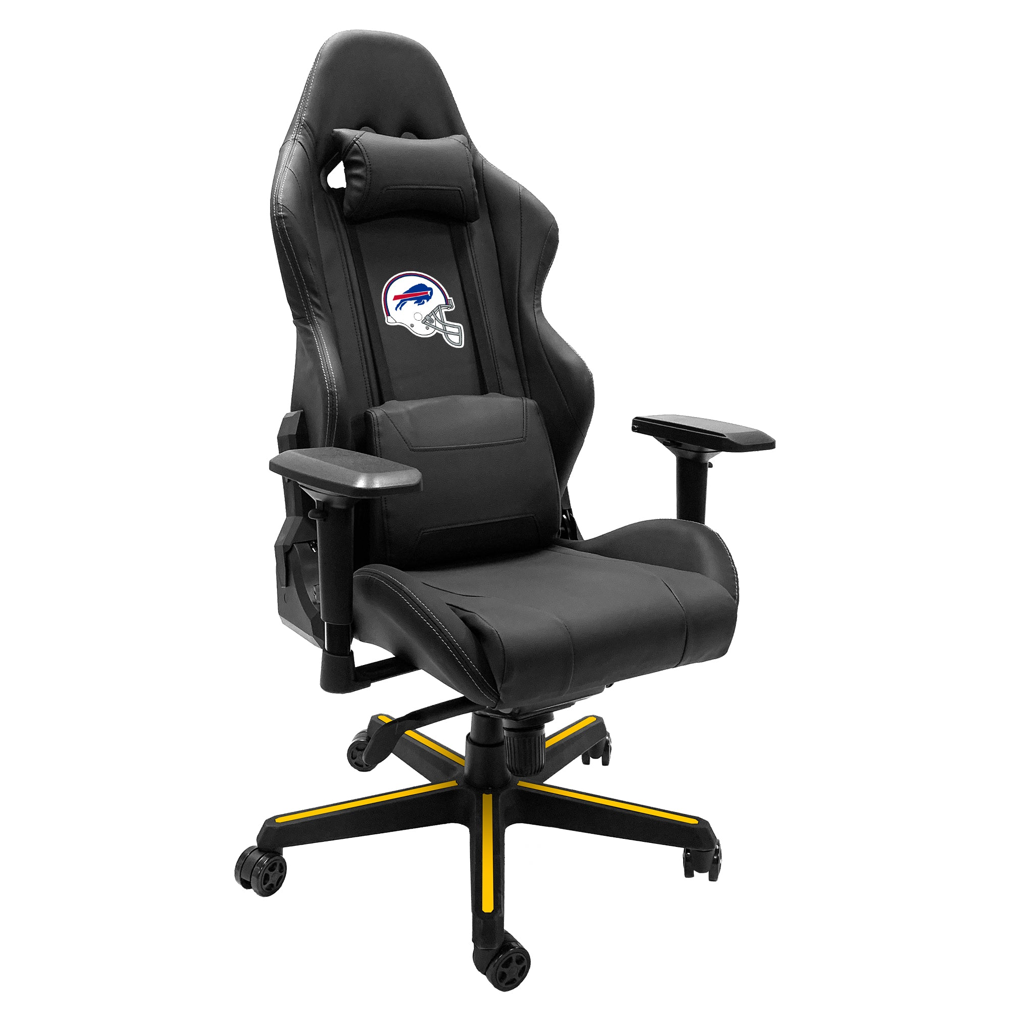 Xpression Gaming Chair with  Buffalo Bills Helmet Logo