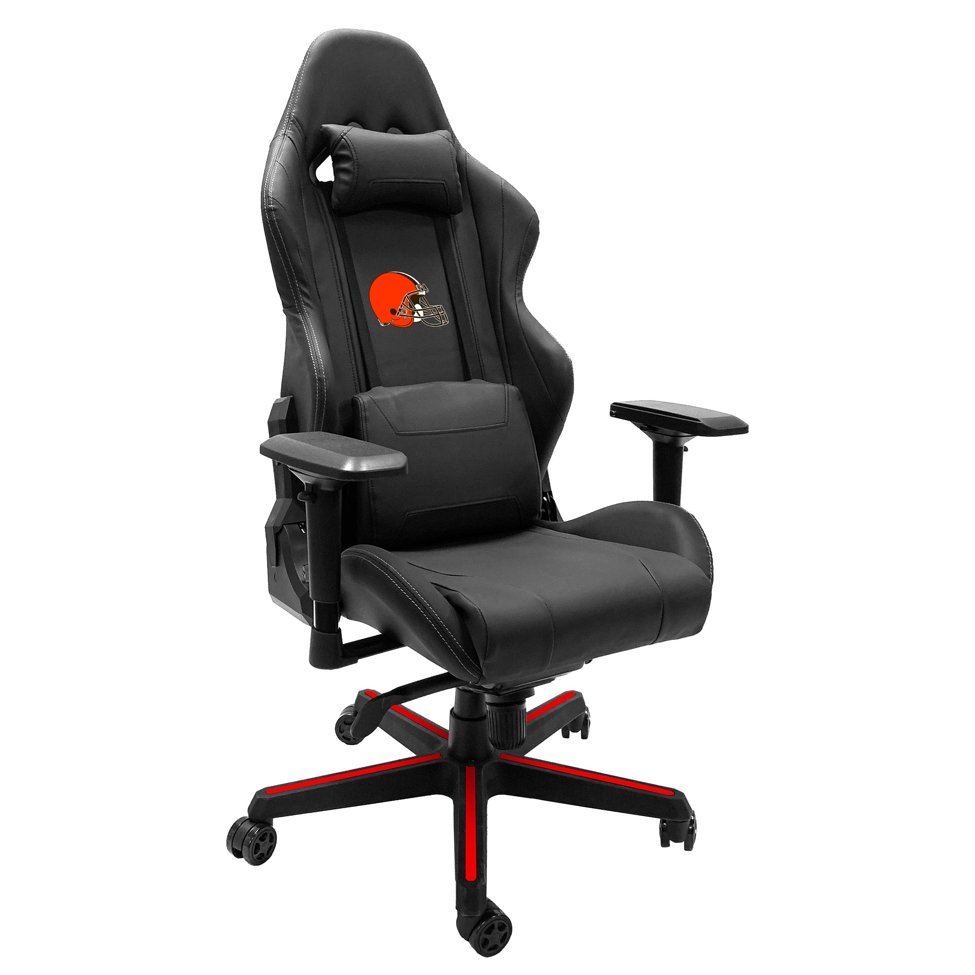 Xpression Gaming Chair with  Cleveland Browns Primary Logo